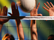 CVC Volleyball Clinics w/attached 6-person league