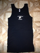Women's Cotton  RIBBED Tank Tops  with CVC logo  - sizes S-XXL