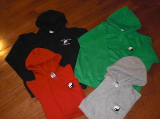 C.V.C. Pullover Hoodies w/logo - sizes S-XXL